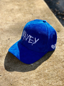 Nipsey Blue Wavey Cap