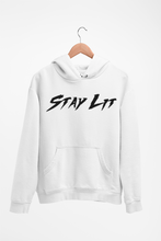Load image into Gallery viewer, Stay Lit Hoodie (Reflective Print)