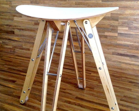 FLEXUS PLYWOOD STOOL