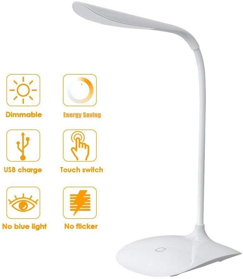 Rechargeable LED Touch On/Off Switch Desk Lamp Children Eye Protection Student Study Reading Dimmer Rechargeable Led Table Lamps USB Charging Touch Dimmer - the factory forum