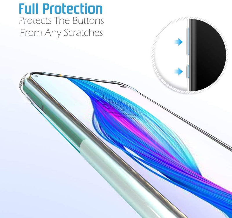 Ultra Clear Slim Shockproof Anti-Slip Grip Soft Back Cover Case with Best Camera Protection & Anti-Dust Plugs Built-in for Oppo K3 - the factory forum