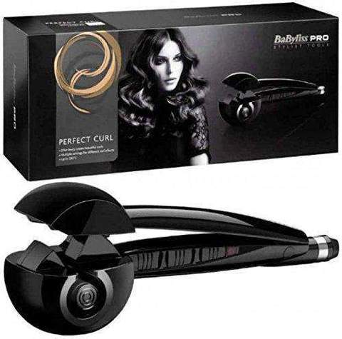 BABYLISS PERFECT CURLER - the factory forum