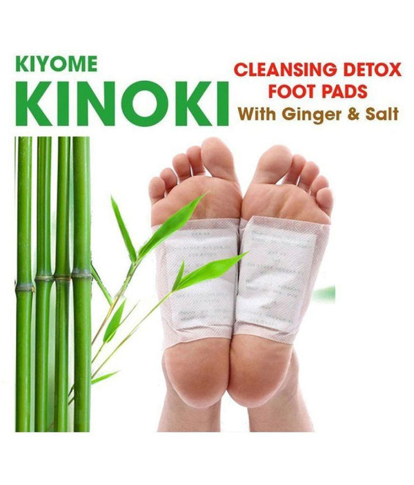 KINOKI DETOX FOOT PATCHES (PACK OF 30) - the factory forum