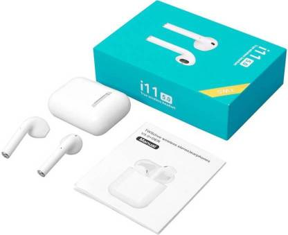 i11 TWS Touch Control Wireless Headphones Bluetooth 5.0 Earphones Mini 1:1 Headset PK i10 i12 I7 pods For Phone With Mic earbuds - the factory forum