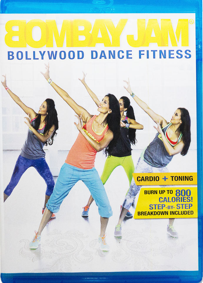 Bombay Jam At-Home Workout DVD (Stream or Download)