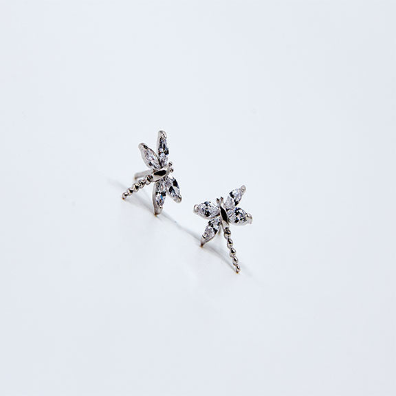 Dragonfly Inspired Earrings