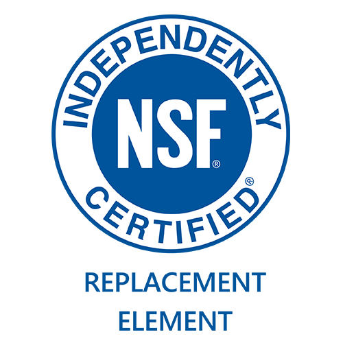 Waterdrop NSF Independently Certified