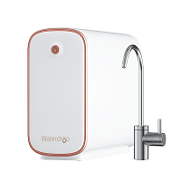 Waterdrop D4 Reverse Osmosis System for Home, Compact Size