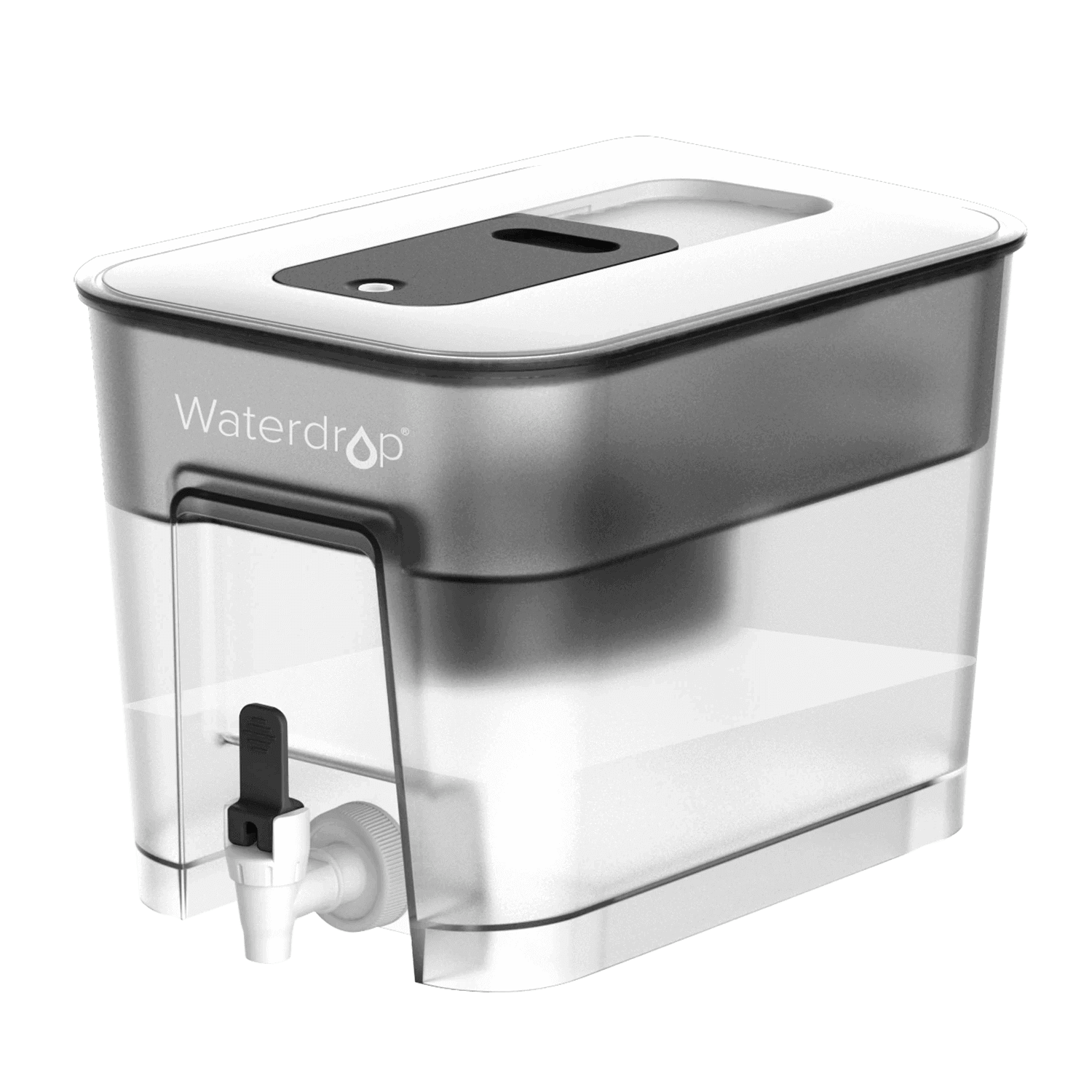 Water Filter Dispenser with 1 Filter