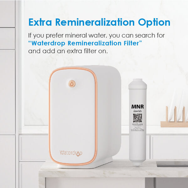 Remineralization Option Available
