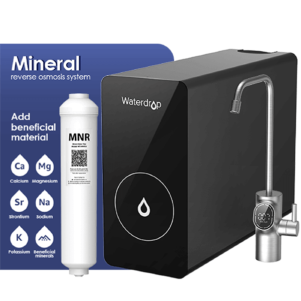 Remineralization D6 RO Filtration System