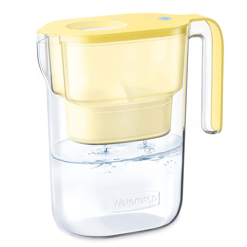 5-Cup Water Filter Pitcher (4713541271634)