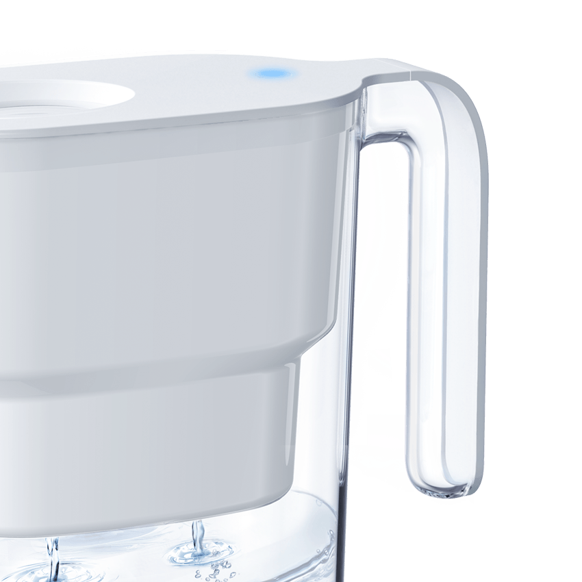 De-Lovely 5-Cup Water Filter Pitcher