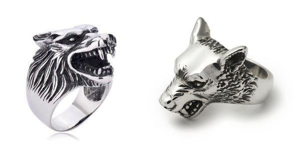 Stainless Steel and Sterling Silver Comparison