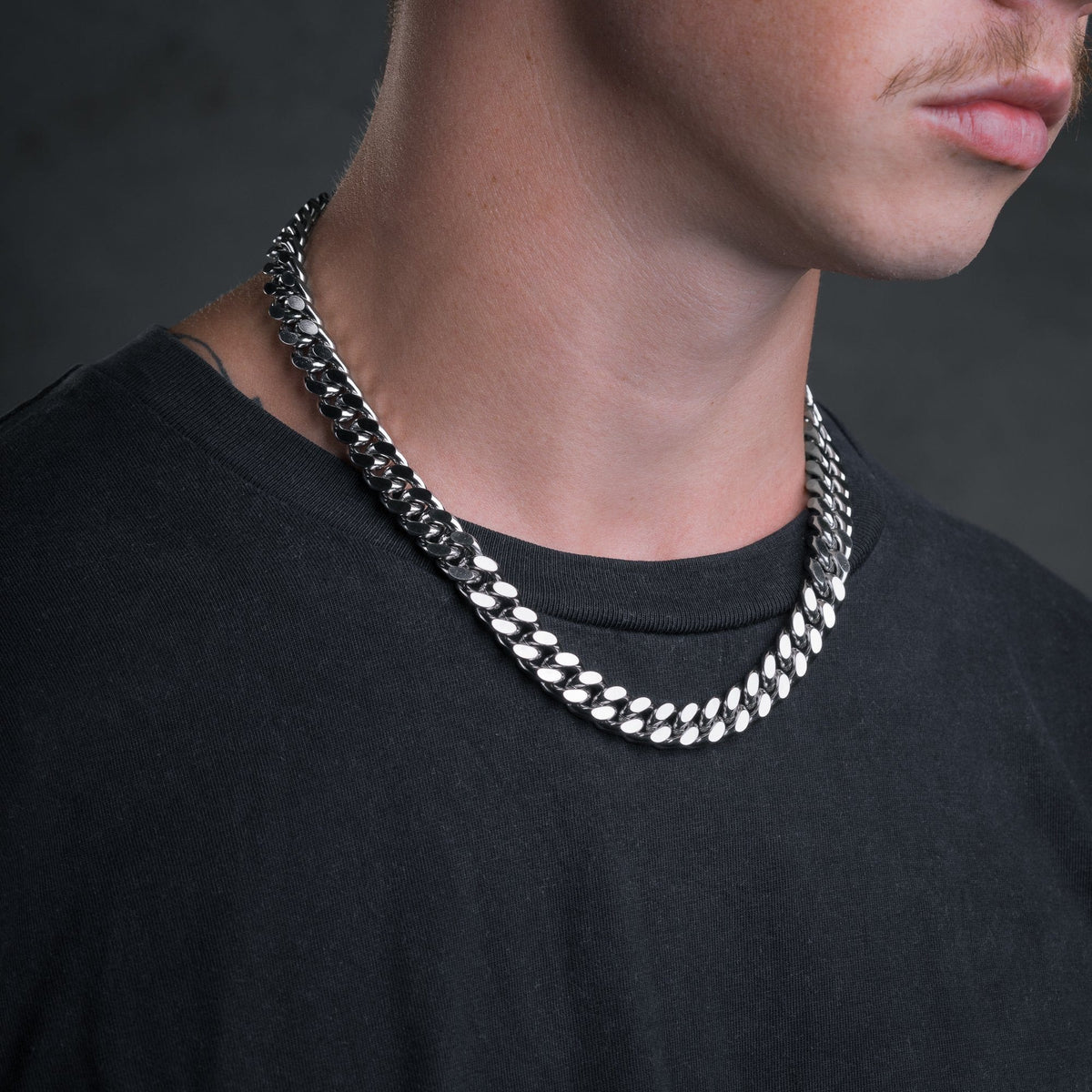 Cuban Link Necklace (11mm) - STATEMENT
