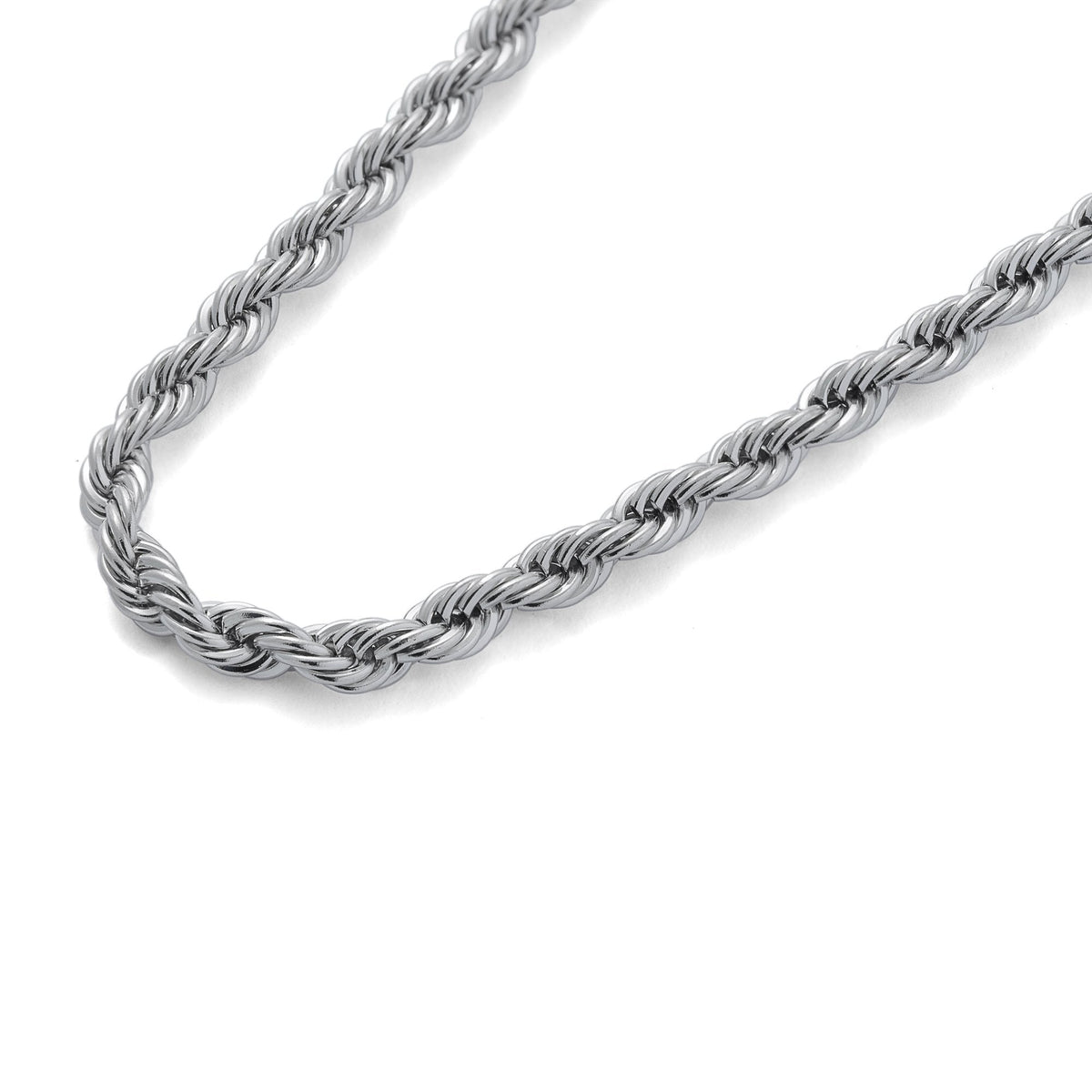 Rope Chain Necklace (4mm) - STATEMENT