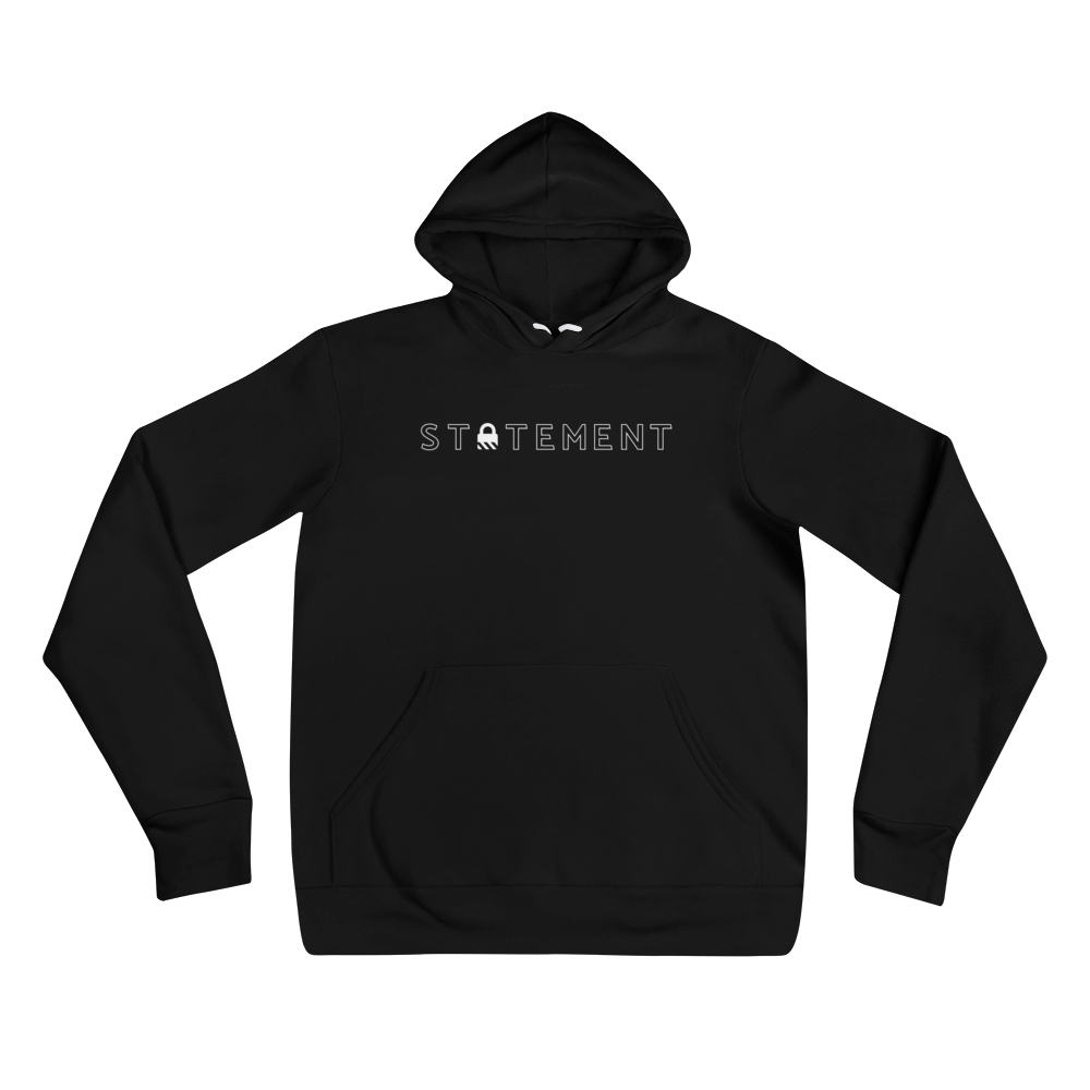 Statement Basic Hoodie STATEMENT Black S
