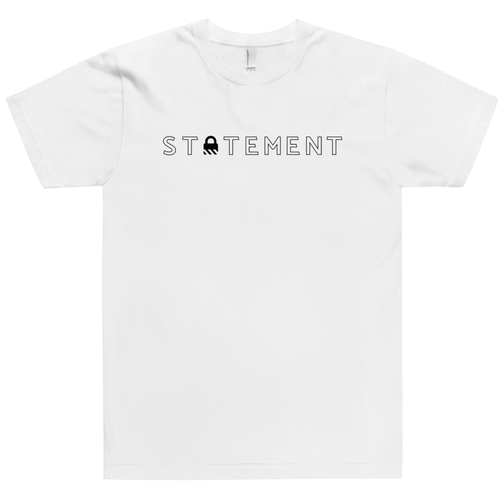 Statement Basic Tee STATEMENT White XS