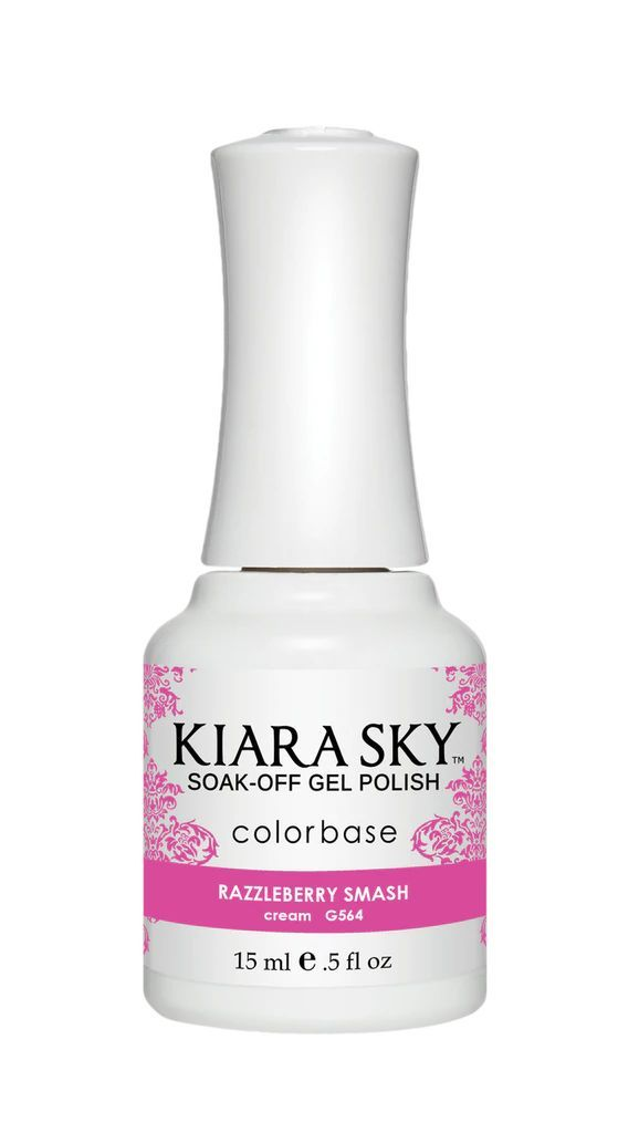 Kiarasky Gel Polish G 564 Razzle Berry Smash