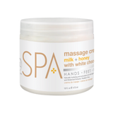 BCL SPA Massage Cream Milk + Honey with White Chocolate