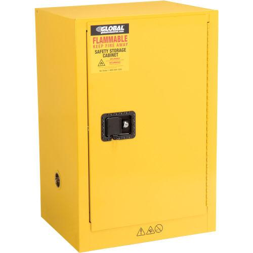 Flamable Cabinet 12 Gallon Storage