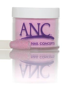 ANC Dipping Powder #63 Magenta Glitter