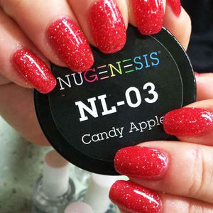 Nugenesis NL 03 Candy Apple