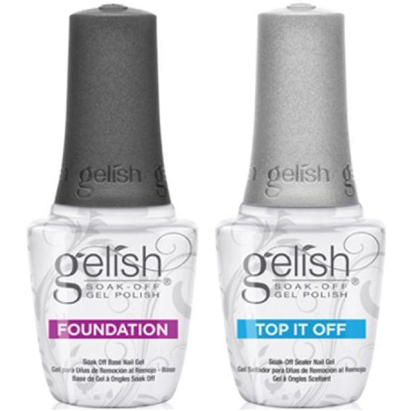 Base Coat + Top Coat Pair - Gelish