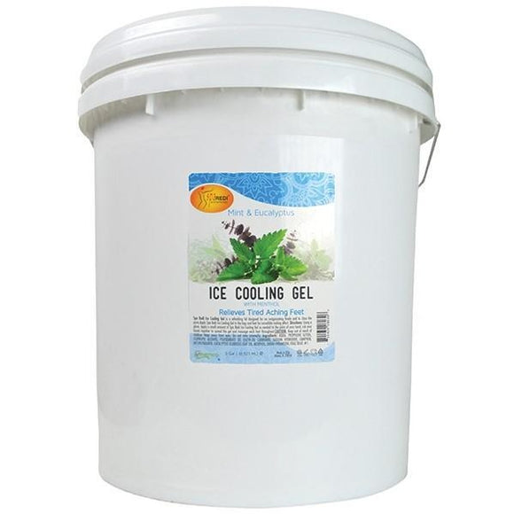 Cooling Gel  - SpaRedi (Spearmint & Eucalyprus) (5 gallons)