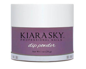 Kiarasky Nail Dip Powder 410 Chinchilla