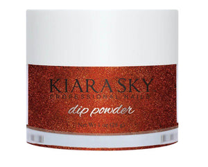 Kiarasky Nail Dip Powder 457 Frosted Pomegranate