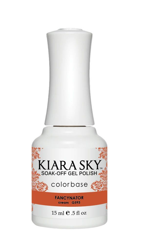 Kiarasky Nail Gel Polish 593 Fancynator