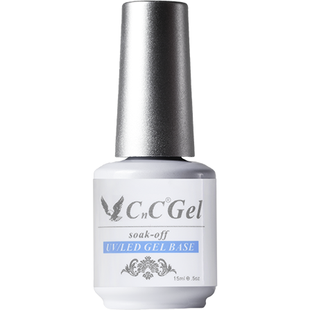 CnC Gel Top Coat No Cleanse 0.5FL Oz