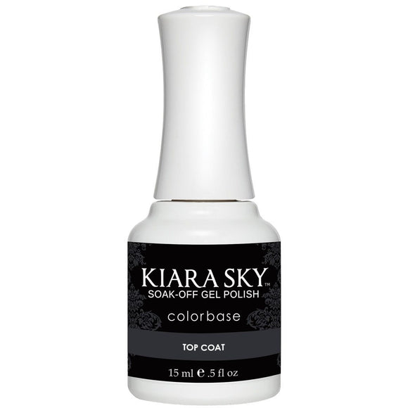 Kiara Sky Gel Top Coat 0.5FL Oz
