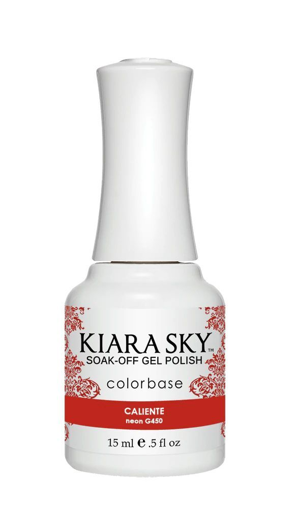Kiarasky Nail Gel Polish 450 Caliente