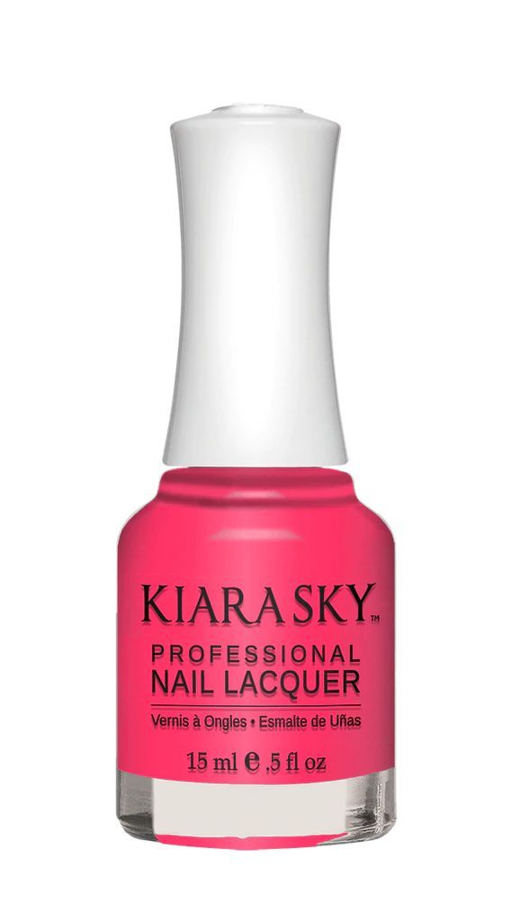 Kiarasky Nail Lacquer N 563 Cherry On Top