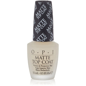 Matte Nail Lacquer Top Coat 0.5FL Oz- OPI