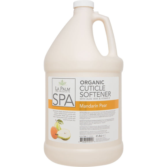 La Palm Organic Cuticle Softener (Mandarin & Pear)