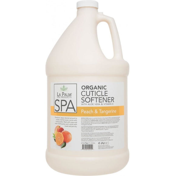 La Palm Organic Cuticle Softener (Peach & Tangerine)