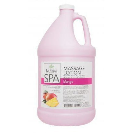 La Palm Organic Healing Therapy Lotion (Mango)