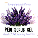 SpaRedi  Pedicure Scub (5 gallons)