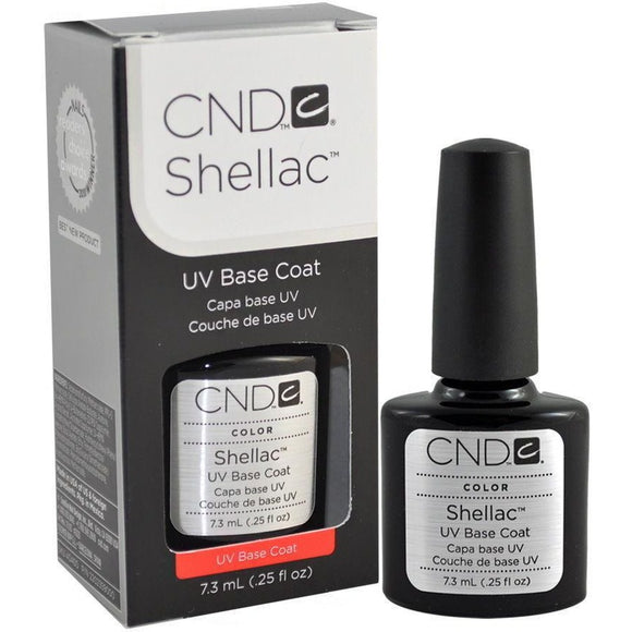 Shellac Base Coat 0.25FL Oz - CND