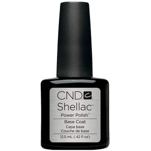 Shellac Base Coat 0.42FL Oz - CND