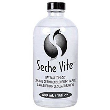Seche Vite Top Coat 16Oz