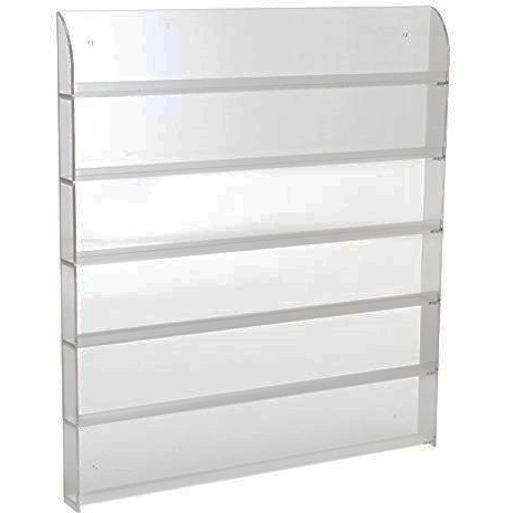 Wall Polish Rack 96