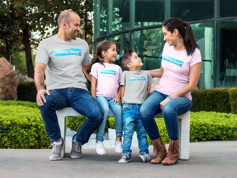 Family Surf Shirts