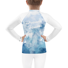 Load image into Gallery viewer, Dream it Boys and Girls Rash Guard - Periwinkle Baby