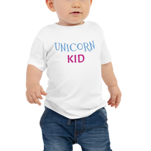 Load image into Gallery viewer, Unicorn Kid Baby Shirt - Periwinkle Baby