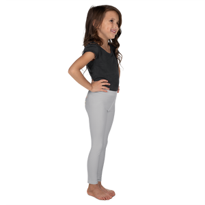 Grey Unicorn Girls Rash Guard Set Leggings - Periwinkle Baby