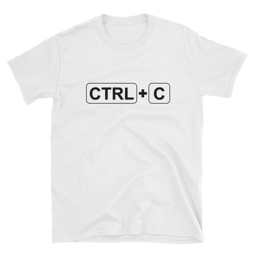 CRTL C Mom and Dad Unisex T-Shirt - Periwinkle Baby